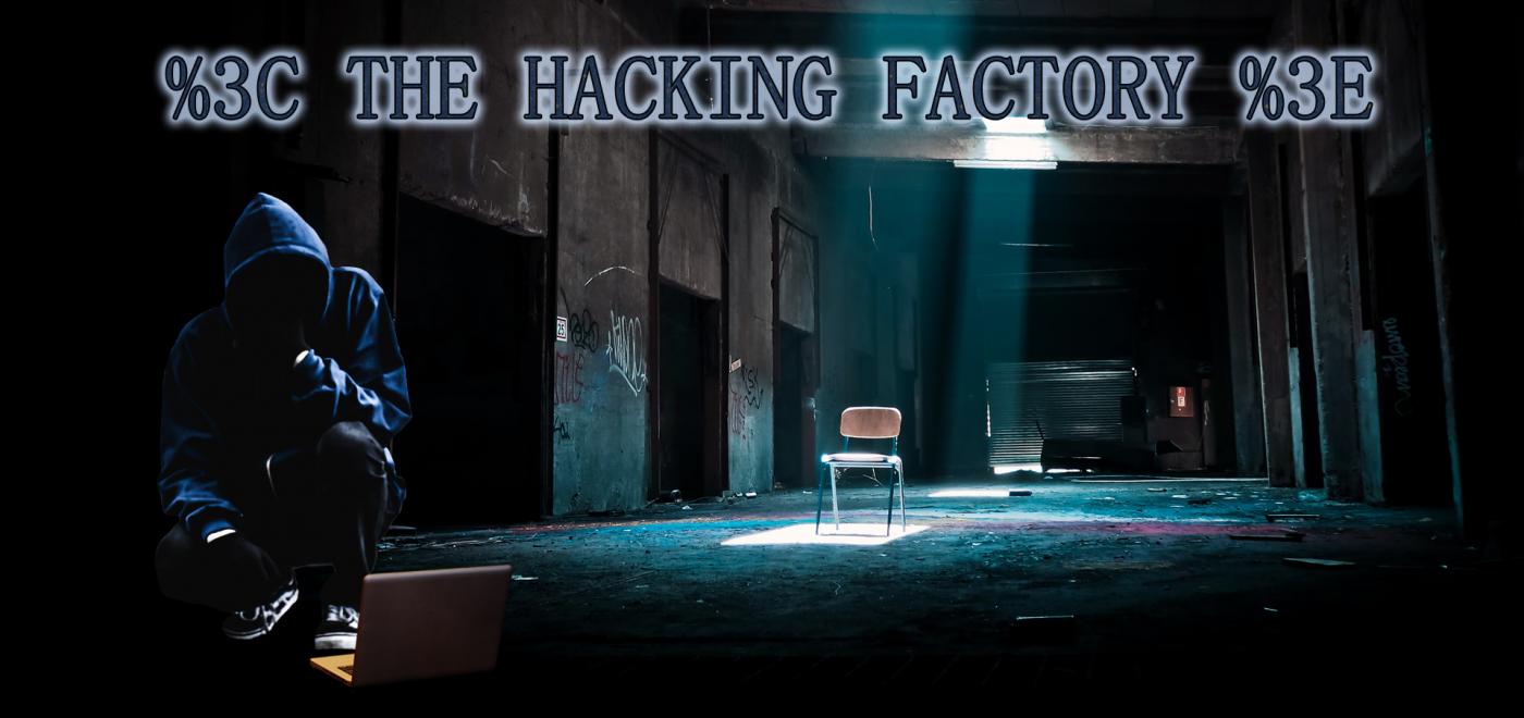 TheHackingFactory